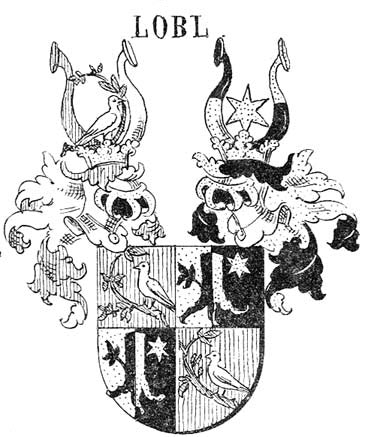 Lobl family crest