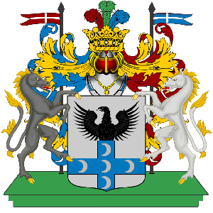 Lucento family crest