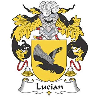 Lucian family crest