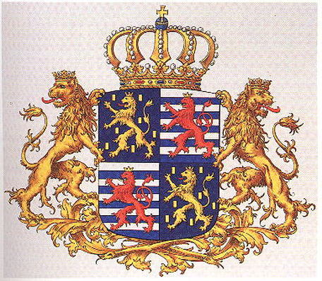 National Arms, part 13, Luxembourg.