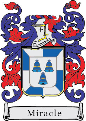 Miracle family crest