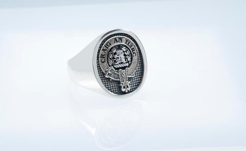 MacLaren clan crest ring