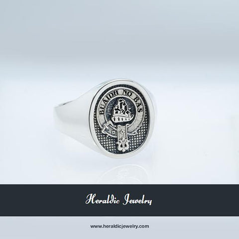 McNeill clan crest ring