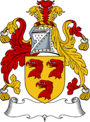 MacNicols family crest