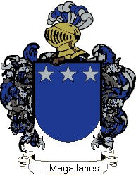 Magallanes family crest
