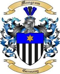 Mangrum family crest
