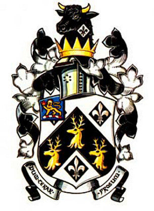 Massey coat of arms augmentation