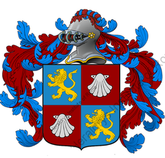 Massias family crest