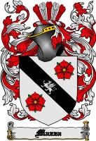 Mazza family crest
