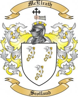 McElrath family crest