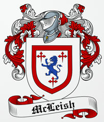 McLeish family crest