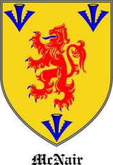 McNair family crest