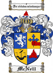 McNeill Family Crest