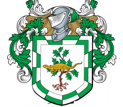 Meany family crest