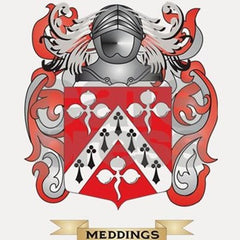Meddings family crest