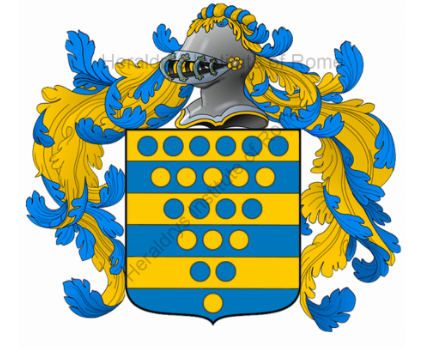 Michele family crest