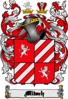 Mitsch family crest