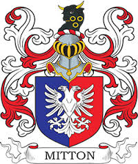 Mitton family crest