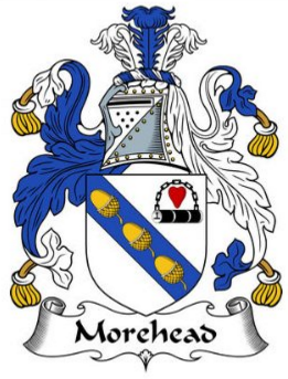 Morehead Family Crest