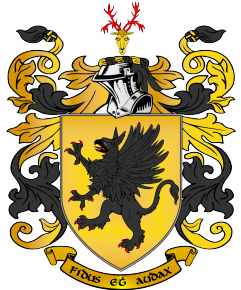 Morgans family crest