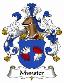 Munster family crest