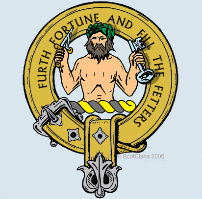 Murray of Atholl Clan Crest