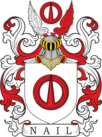 Nail family crest