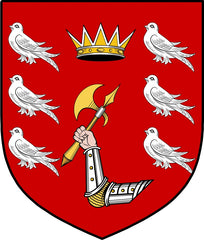 Nalley family crest