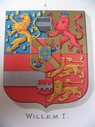 House of Naasau coat of arms