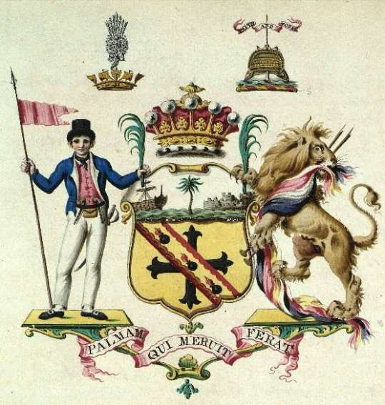 Nelson coat of arms