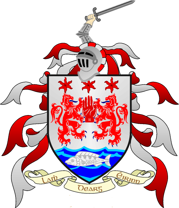 Niall family crest