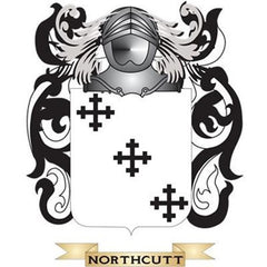 Northcutt family crest
