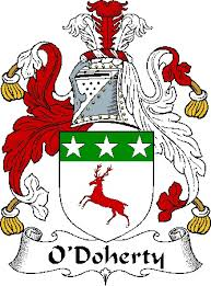 O'Doherty family crest