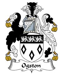 Ogston family crest
