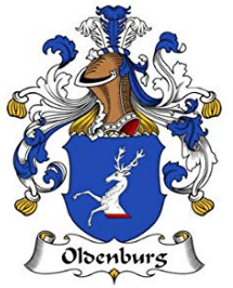 Oldenburg family crest