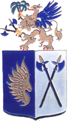 Ouzts family crest