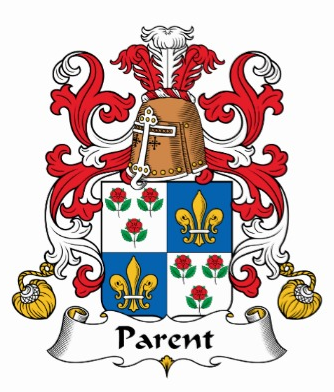 Parent family crest
