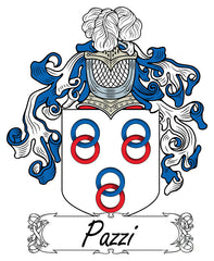 Pazzi family crest