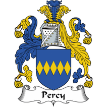 Percy family crest