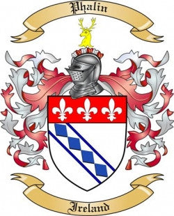 Phalin family crest