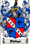 Phillippi family crest