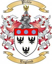 Pickle family crest