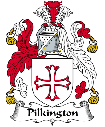 Pilkington family crest