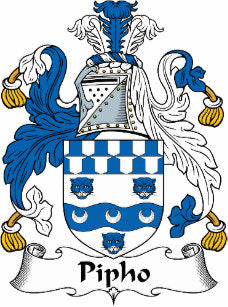 Pipho family crest