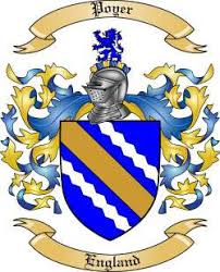Poyer Family Crest