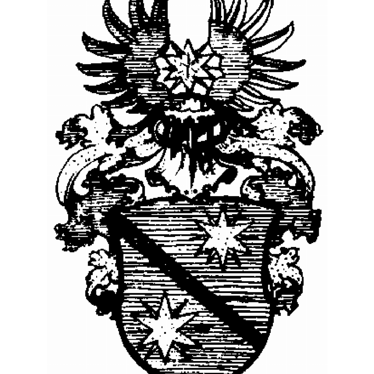 Pulfer family crest