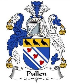 Pullen family crest