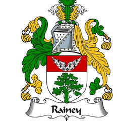 Rainey family crest
