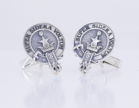 Rattray clan crest cufflinks