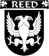 Reed family crest
